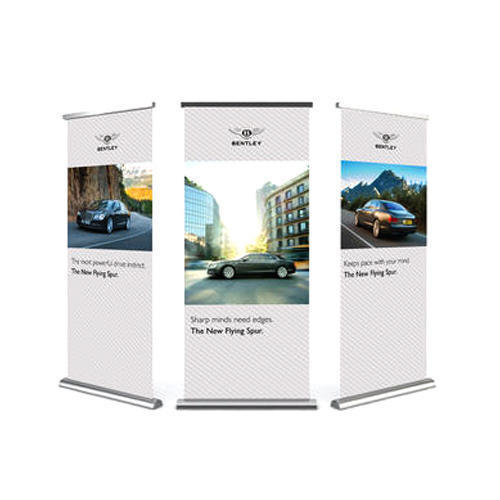 Aluminum Roll Up Standee