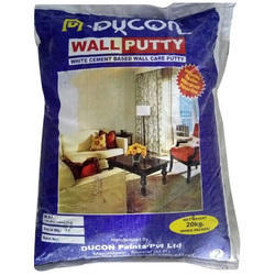 White 20kg Wall Putty