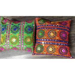 Rajasthani Cushion Cover