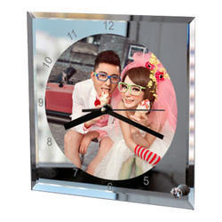 Sublimation Glass Photo Frame (VBL - 14)