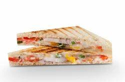 Cheese And Corn Sandwich