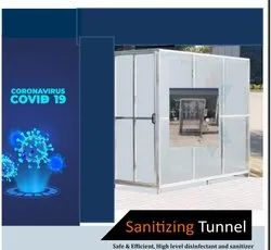 Sanitizer Tunnel, Chamber