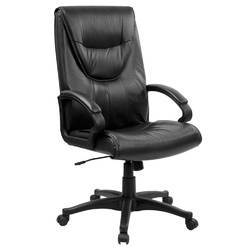 Office Revolving Leather Chair