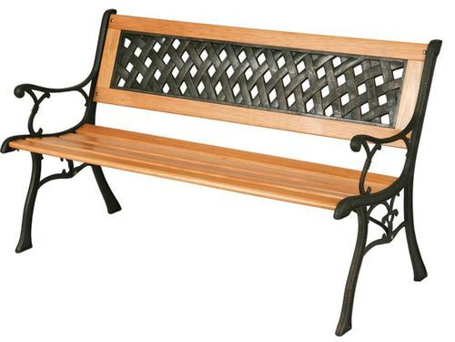 Outdoor Bench Cast Iron Heavy Bench Wholesale Trader From Mumbai
