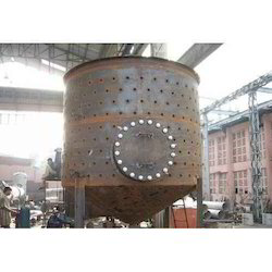Slurry Feed Tank Reactor