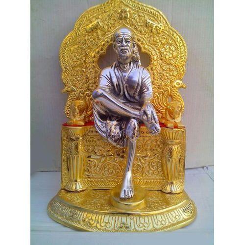 Brass Sai Baba Idols