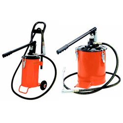 Grease Dispenser Bucket Pump With / Without Trolley - 3,5,10,15,20KG
