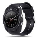Black Women V8 Smart Watch