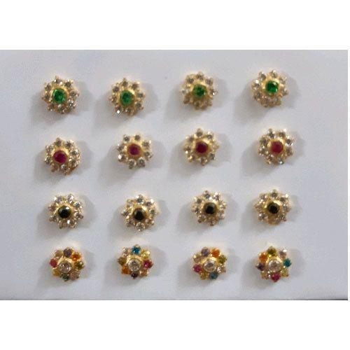 9dee8bb95 Flower Design Gold Nose Pin at Rs 250 /piece | Surya Nagar | Delhi ...
