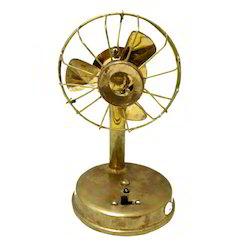 Full Brass Makup Sku Fan