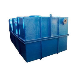 Industrial Fiberglass FRP Tank