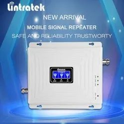 Signal Booster Voice and Data Mobile Network Solution
