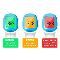Contactless Digital Non Contact Infrared Thermometer