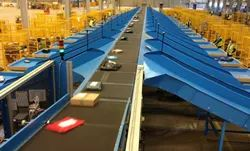 WIPL Logistics Conveyor Line