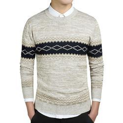 0868e3e9570d Blooms Round Neck men sweater