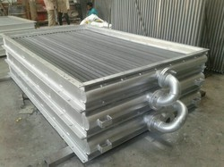 Thermic Fluid Heat Exchanger for Sago Industries