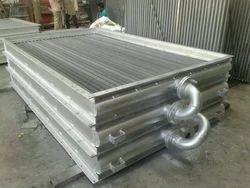 Thermic Fluid Heat Exchanger for Sago Industries