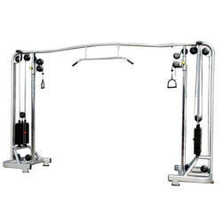 Cable Cross Fitness Machine