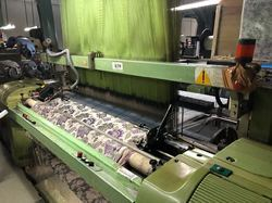 Somet Super Excel Looms with Jacquard
