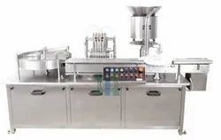 GMP Vial Filling Stoppering Machine
