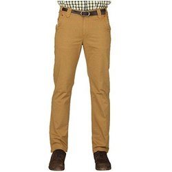 Plain Regular Fit Mens Cotton Jeans, Waist Size: 28-36 Inch