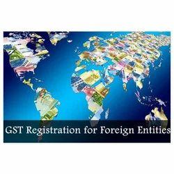 GST Registration Service For Foreigner