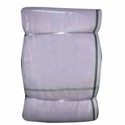 White Plain Spun Cotton Gamcha, Rectangular, Size: 30x60 Inch