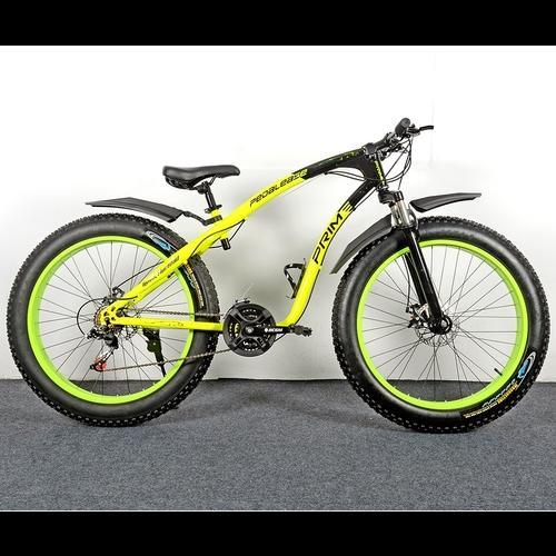 Prime Green Fat Tyre Freedom Cycle Size Large Rs 16800 Piece