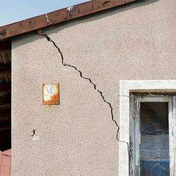 Exterior Crack Repairing