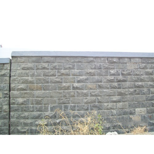 Basalt Mushroom Wall Cladding