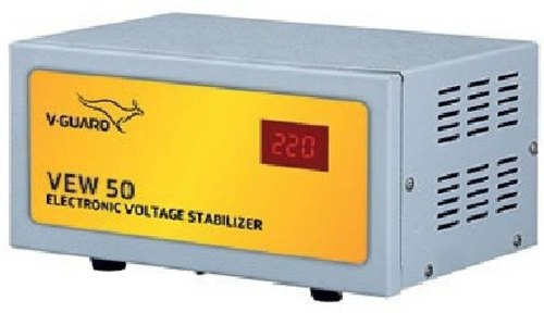 V-Guard VEW 50 Refrigerator Voltage Stabilizer