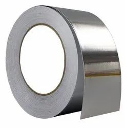 High Viscosity Silver Aluminium Foil Tape