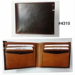 Pure Genuine Leather Wallet For Men