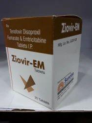Ziovir EM Tablets