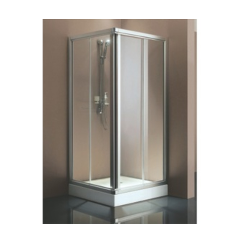 Steamers India Sliding IBT Series Toughened glass Shower Enclosure