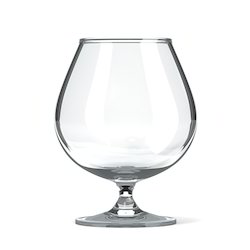 Brandy Drinking Glasses, Capacity: 100 - 300 ml
