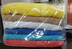 Rb Dobby Assorted Solid Bath Towels