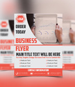 Website Custom Flyer Design Service In Pan India