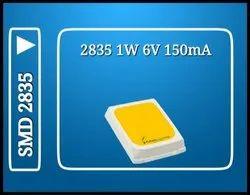 2835 6V 1 Watt LED
