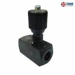 THM DRV10 Flow Control Valve for Industrial, Valve Size: 6-16