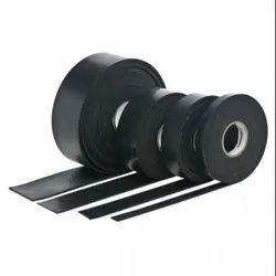 Black Rubber Strip