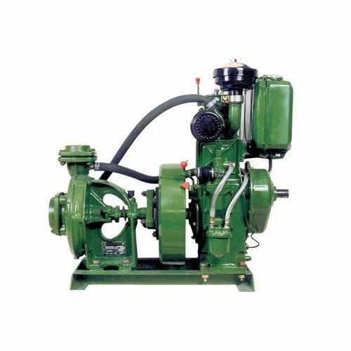 Diesel Engine Water Pump Set, Air Cooled, 3 HP, Rs 28000 /piece ...