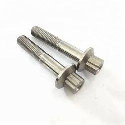Titanium 6AL4V Flanges