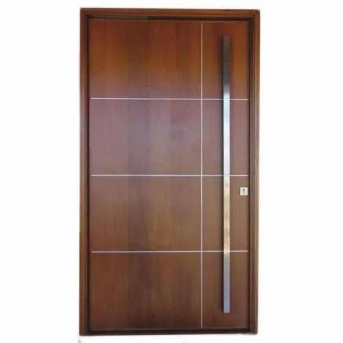 Hinged PVC Door