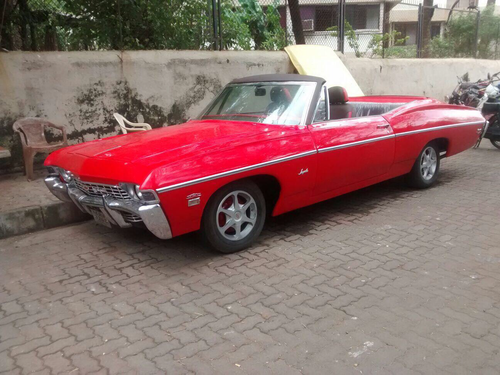 Vintage Cars For Events Barat Entry In Jogeshwari East Mumbai - Cars for events