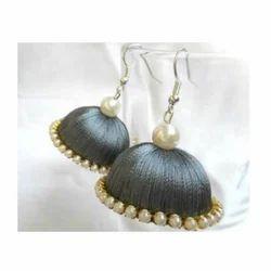 d5ce06ad7 Silk Thread Earrings in Hyderabad, Telangana | Silk Thread Earrings ...