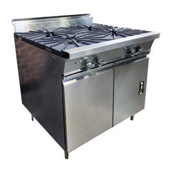 Commercial Gas Range