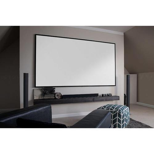 White Fix Frame Projector Screen Screen Size 120 Rs 50000 Unit