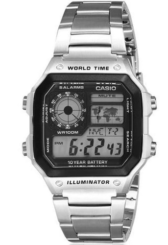 0e0411b7b5e9 Casio D099 Digital Multifunction Mens Watch