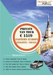 Exclusive Eastern Europe Private Van Tours
